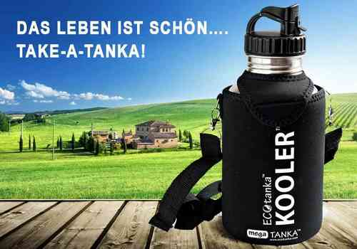 KOOLER Black for 2.000ml Mega Tanka